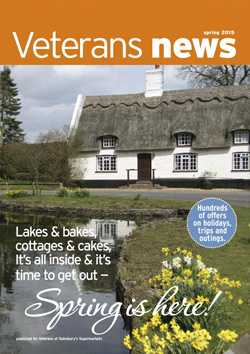 Veterans News - Spring