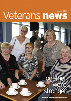 Veterans News - Autumn